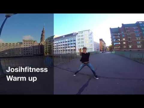 Josihfitness Warm up Routine⎮Dj Francis⎮Dance Workout