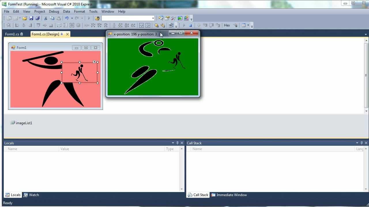 Programmering c windows form formtest del9 picturebox youtube negle Choice Image