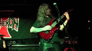 Acheron - Ave Satanas [Partial] [Live @ Saint Vitus Bar, NY - 12/17/2011]