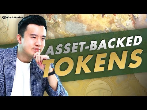 The Future Of Money | Asset Backed Tokens Will Be HUGE!