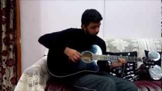 Ek Din Teri Raahon Mein (Naqaab) Acoustic Guitar