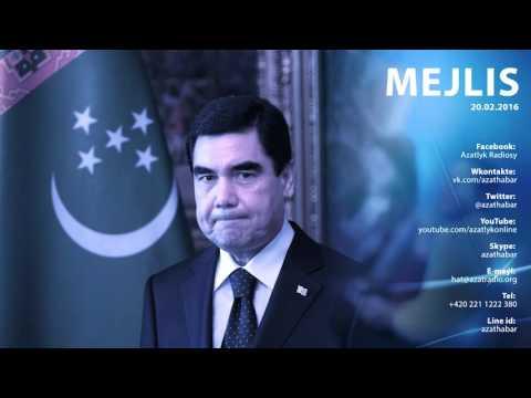 Türkmenistan: Ykdysady krizis we şahsyýet kulty