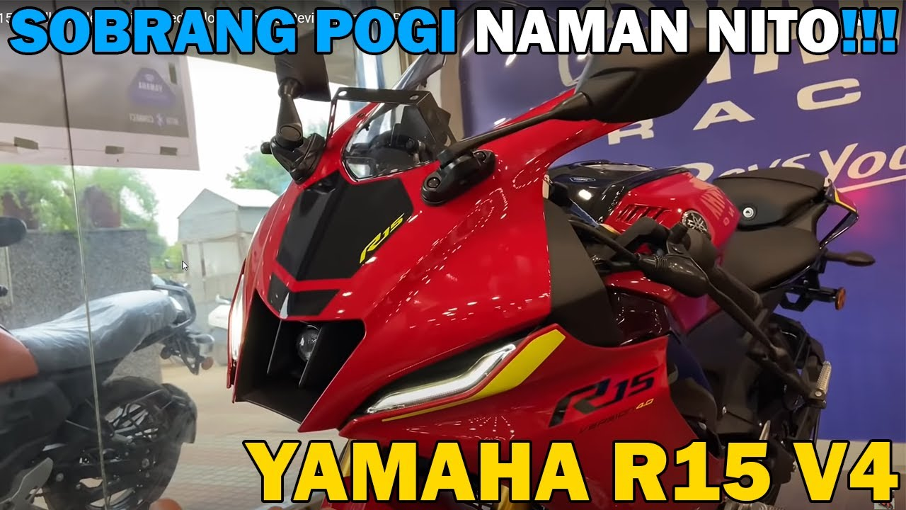 Download The all new Yamaha R15 V4 all new features