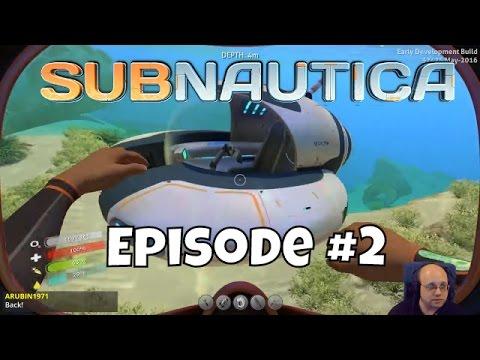 Matt Plays Subnautica - Episode #2