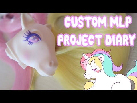 Custom MLP Project Diary: Planning Princess Sweetheart 💖