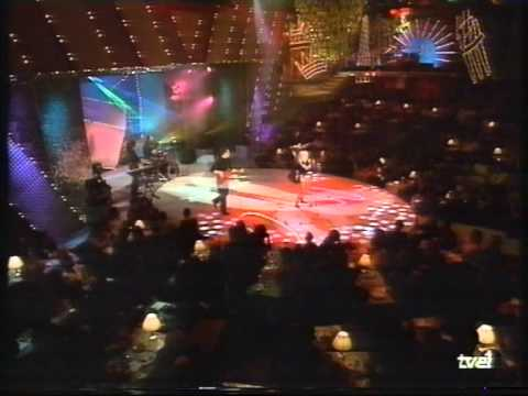 Samantha Fox  I only wanna be with you  Nothing You Do Nothing You Say Viva el espectáculo 1990