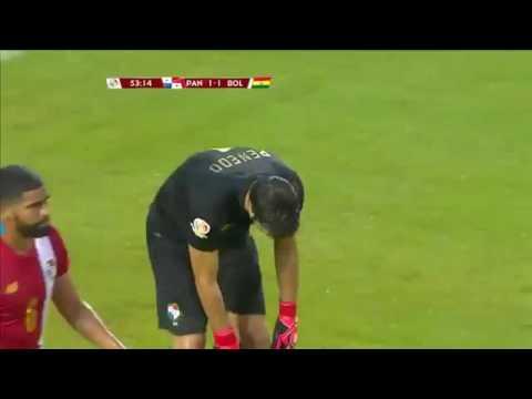 Панама - Боливия 2:1 видео