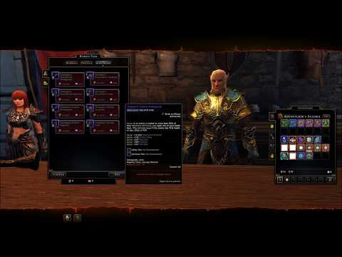 Neverwinter - Mod 12.5 Preview (Refinement System, PvP Gear, Artifacts)