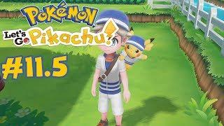 Jens Gennemføre: Pokémon Let's Go Pikachu - Episode 11.5