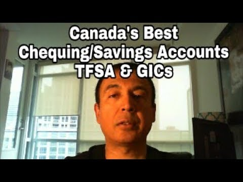 Canada's Best Chequing/Savings  Account & GIC By RateSupermarket