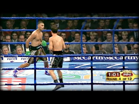 When Boxers Display 2000 IQ