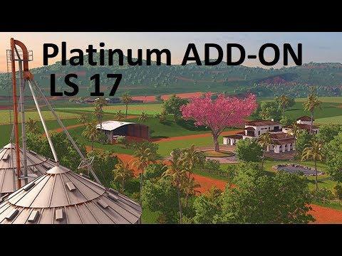 Landwirtschafts-Simulator 17 - Platinum Add-On - Gamescom 2017