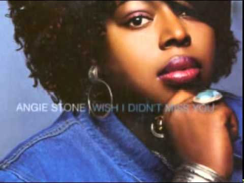 Angie Stone  Wish I Didnt Miss You Backstabbers Mix