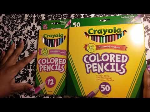 Massive Art Supply Collection -Pt. 1 Pencils