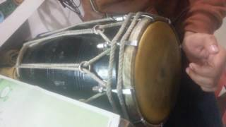 Learn how to play kehrwa taal on dholak lesson1 MP3