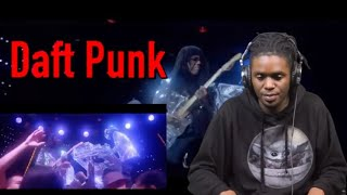 Daft Punk - Lose Yourself To Dance (Official Version) Reaction