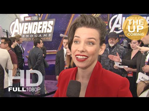 "Evangeline Lilly: ""Avengers: Endgame will go down in the Hollywood annals"""