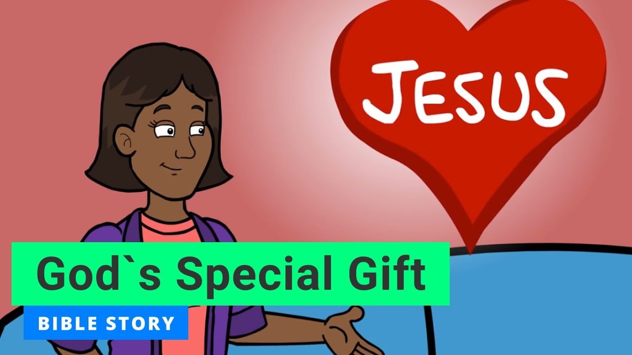 """Primary Year C Quarter 2 Episode 5 """"God's Special Gift"""""""