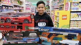 แข่งซื้อของเล่น งบคนละ 1,000 บาท