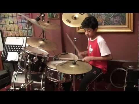 Cover Drum Pee Wee Gaskins-Dari Mata Sang Garuda By:Erick Jaggerjack