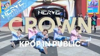 'KPOP IN PUBLIC' Crown - TXT (DANCE COVER) || NERVE