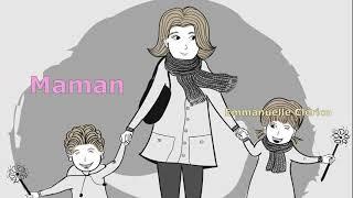 MAMAN - Poésie Pour La Fête Des Mères (version Vocale, En Musique), Un Poème Pour Toutes Les Mamans