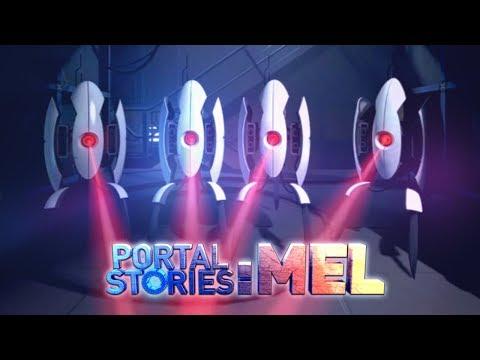 PORTAL STORIES: MEL #25 - Ich will euch doch nur liebhaben! ● Let's Play Portal Stories