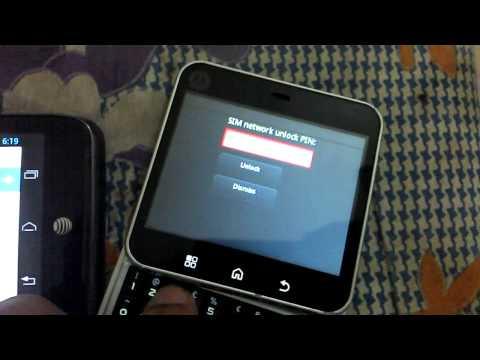 Motorola Flipout Unlock Unsuccessfull