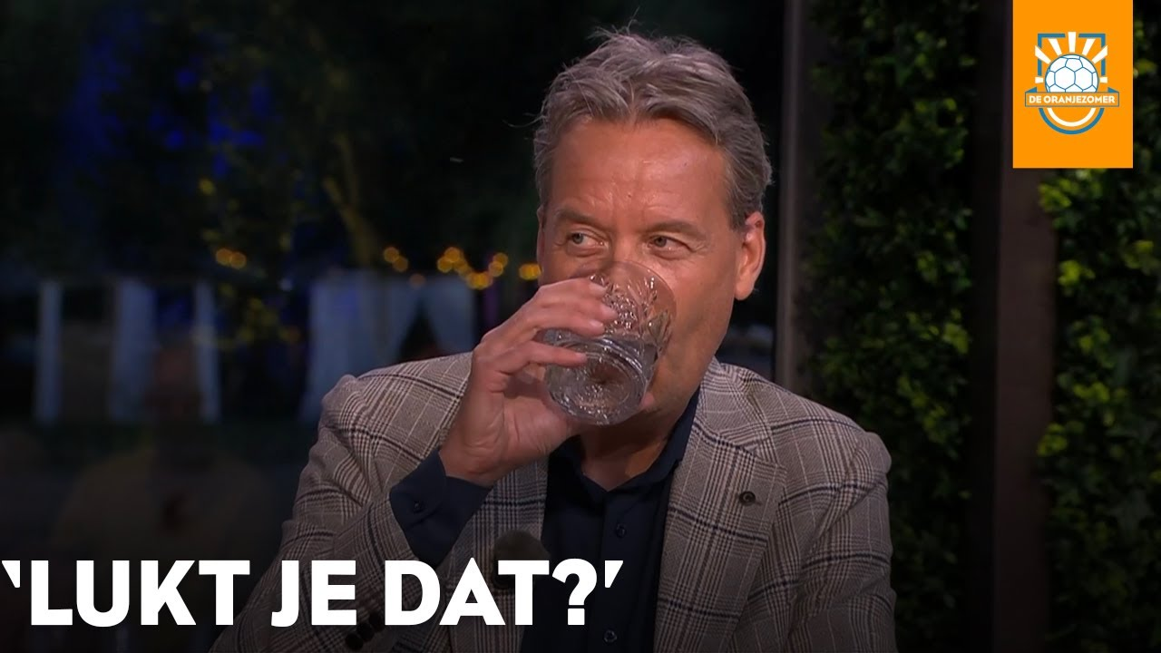 Download Johan tegen Valentijn: 'Je mag af en toe ook wel eens iets aardigs over hem zeggen'   DE ORANJEZOMER