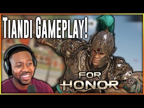 For Honor Tiandi Gameplay ∙ Hidden Deflect! [Superior Block] First Impression