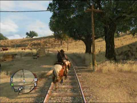 Rdr Red Dead Redemption Kidnap Man Challenge Doovi