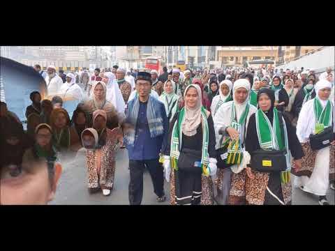VLOG UMROH 1: PERJALANAN PANJANG INDONESIA-MADINAH & MELIHAT CANTIKNYA MASJID NABAWI + MAKAN AL BAIK.