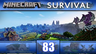 Minecraft Survival with heaveN: 1.9 SHADERS MOD! - Епизод #83