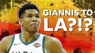 Could Giannis Antetokounmpo ever play in LA? | Sports Pulse