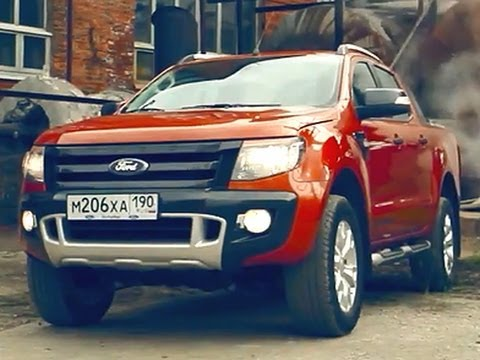 Ford Ranger Wildtrak. Тест-драйв Петра Баканова