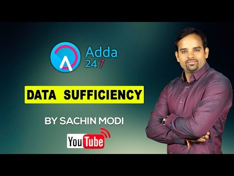 Data Sufficiency for IBPS, SBI, RBI PO MAINS