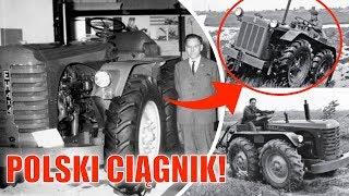 Zagadkowa historia ciągnika EH 4x4 - SKRADZIONY PATENT??? [Matheo780]
