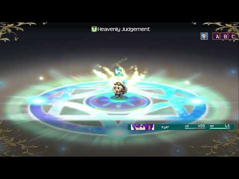 RPG Maker MV: Action Sequence (Skill Set) - Kyle