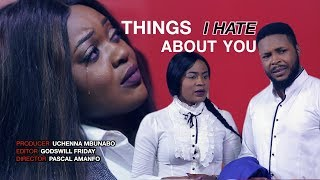 THINGS I HATE ABOUT YOU JACKIE APPIAH - Latest GhallywoodNigerian Movie FULL HD