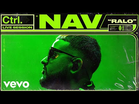 "NAV - ""Ralo"" Live Session | Vevo Ctrl"
