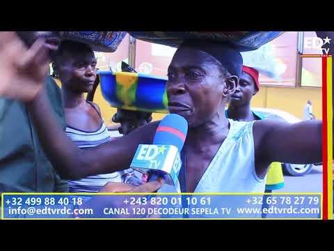 CONGO PASI NA PASI LIPA EMATI TALO DE 50% BO YOKA KOLELA YA BA MAMANS