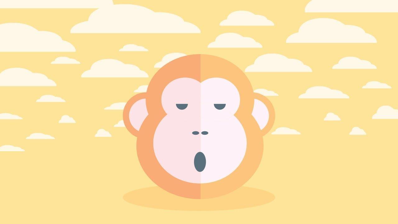 Qué es la Mente de Mono y cómo salir del pensamiento ansioso