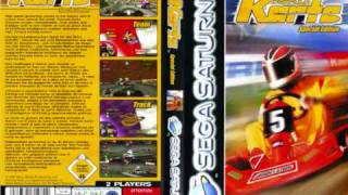 "Musique / Song Trance ""Formula Karts"" 1997 (Playstation / Sega Saturn / PC)"