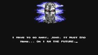 Terminator 2: Judgement Day game ending by Ocean