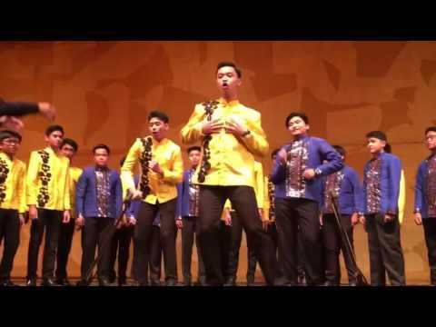"""""""Da Coconut"""" Philippines Grand Prize In Japan (Don Bosco """"Boscorale"""" Makati)"""