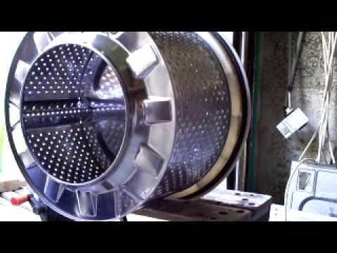 Base pour faire un filtre  tambour pour bassin  kos  YouTube