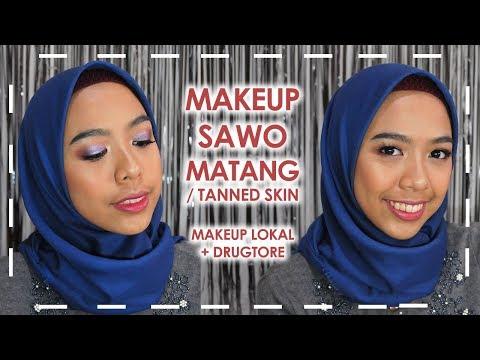 makeup-untuk-sawo-matang-(kulit-gelap-/-coklat-/-tanned)-+-tips-|-makeup-lokal-&-drugstore-indonesia