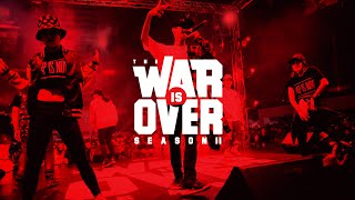 THE WAR IS OVER 2 : 93FLOW x RAHBOY | RAP IS NOW