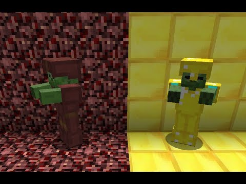 Active Camouflage in Minecraft