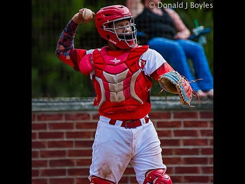 Catcher Juan Sanchez East View High School Class of 2018